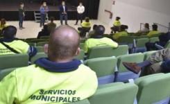 El Ayuntamiento de El Rosario incorpora a 24 nuevos trabajadores con la segunda fase del Plan de Empleo Social 2021