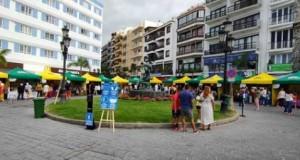 Más de 9 mil personas disfrutaron de la VIII edición de la Feria de Artesanía en Puerto de la Cruz