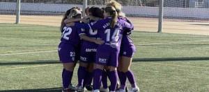 Las guerreritas vuelven de Granada con los tres puntos