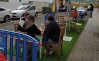 El Ayuntamiento de Guía mantiene la autorización de ampliación de las terrazas como medida de apoyo al sector de la hostelería