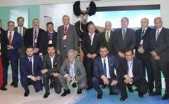 Gran respaldo a la presentación de los eventos de San Bartolomé de Tirajana para el 2018