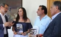El Cabildo entrega dos premios Tabefe a la marca cordobesa 'Quesos Quinkana'