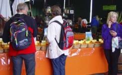Los productos ecológicos de alta calidad, oferta principal del Mercadillo Valle de La Orotava