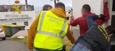 La Guardia Civil esclarece un robo con violencia en Gran Canaria
