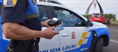 La Policía Local de Santiago del Teide detiene a tres personas por un delito de robo con fuerza en el interior de una vivienda