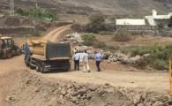 La Consejería de Obras Públicas y Transportes retoma las obras del tramo El Pagador-Guía de la GC-2