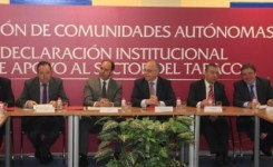 Canarias se suma a la declaracin de apoyo al sector tabaquero