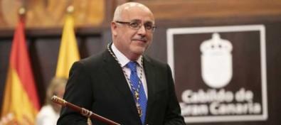Antonio Morales, proclamado presidente de Gran Canaria