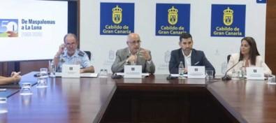 Gran Canaria celebra su protagonismo en el primer alunizaje realizado hace 50 años por la Misión Apolo XI