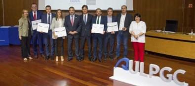 Economía recibe el reconocimiento de la ULPGC por su innovación y aportación al tejido empresarial