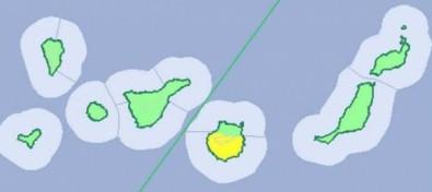Sanidad activa el aviso rojo por previsión de temperaturas elevadas hasta el sábado en municipios de Gran Canaria
