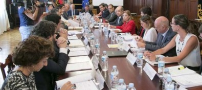 Pedro Ortega destaca las nuevas oportunidades que el REF económico ofrece para la internacionalización canaria