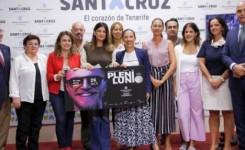 La capital acogerá la undécima edición de Plenilunio Santa Cruz el 26 de octubre