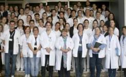 Más de sesenta estudiantes de enfermería inician sus prácticas en el Hospital de La Candelaria