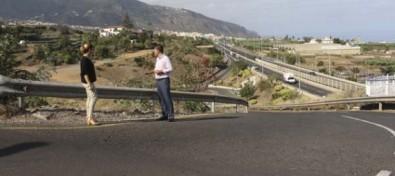 El 'Plan de Barrios' corregirá el cruce del ramal de la TF-5 entre La Higuerita y La Montaña para mejorar la seguridad