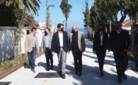 Cabildo y Ayuntamiento concluyen la obra del paseo de Agatha Christie de Puerto de la Cruz