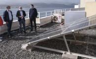 """El Cabildo lanza 400.000 euros de ayudas para placas solares en viviendas y empresas y contribuir a la """"revolución de las azoteas"""" de Gran Canaria"""