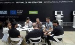 Canarias se promociona en el Festival de Cine de San Sebastián como uno de los mejores destinos para rodajes