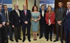 Pedro Ortega expone a la ZEC las claves de la política de internacionalización de la economía