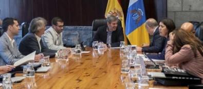 """Clavijo: """"Canarias seguirá impulsando acciones para ser una plataforma de ensayo contra el cambio climático"""""""