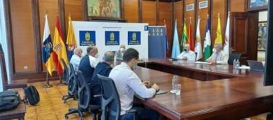 UGT Canarias se interesa por el impacto socioeconómico y medioambiental del proyecto Chira-Soria