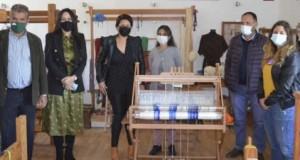 El Cabildo invertirá 85.000 euros en la escuela de telares de Las Arvejas en Artenara