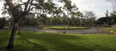 El Ayuntamiento capitalino contrata la obra para el nuevo circuito deportivo de La Granja