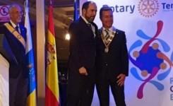 Ceremonia de Cambio de Collares del Rotary Club Tenerife Sur