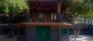 Mogán adjudica la obra de rehabilitación del kiosko del casco histórico