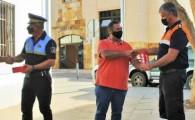Policía Local y Protección Civil amplían su dotación de rescate en playas y costas de Antigua