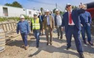 El Cabildo y El Rosario comprueban el buen ritmo al que avanza la inversión de más de 20 millones en el municipio