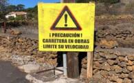 El Cabildo de El Hierro inicia las obras de reasfaltado de la vía Llano La Mata en El Pinar