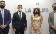 Titulados Mercantiles y Cabildo de La Palma aúnan esfuerzos para formar al empresariado de la isla