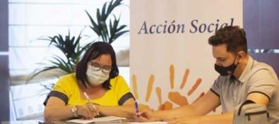 El Cabildo distribuirá 6,8 millones entre los municipios para ayudas sociales y de emergencia