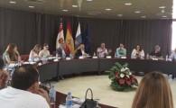 Gobierno y Cabildo certifican la buena marcha de los proyectos del FDCAN en La Gomera