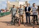 Pablo Rodríguez subraya que una Canarias más sostenible incluye la potenciación del uso de la bicicleta como medio de transporte