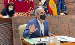 Rodríguez perfila un Presupuesto efectivo para luchar contra la desigualdad y desactivar los efectos de la pandemia