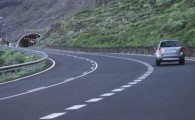 El Gobierno de Canarias intensifica los trabajos de emergencia en el túnel de Los Roquillos y establece nuevos horarios para el tráfico