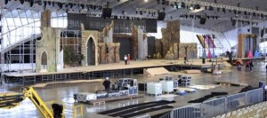La fusión de tradición y tecnología propicia un escenario de fantasía para el Carnaval chicharrero