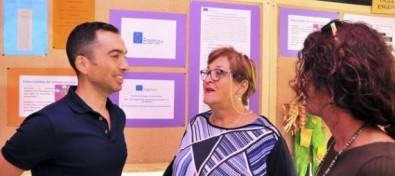 La Escuela de Idiomas de Maspalomas participa en un proyecto formativo europeo
