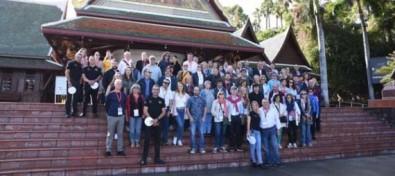 Loro Parque recibe la visita de los participantes del Congreso Internacional de Calidad Turística de Puerto de la Cruz