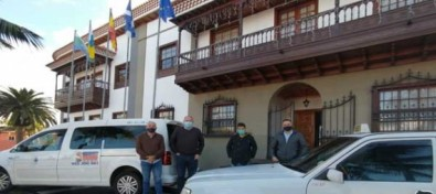 Ayuntamiento de El Sauzal y taxistas suscriben un convenio de colaboración