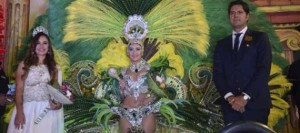 Joanna Candelaria Díaz, nueva Reina del Carnaval de Los Gigantes 2019