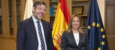 Rosa Dávila y Alberto Nadal confirman que los fondos estatales de este año podrán ejecutarse en 2018