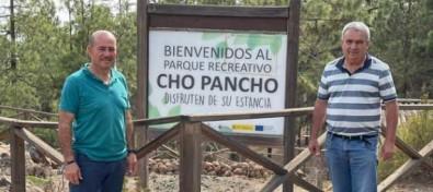 Reabre el Parque recreativo Cho Pancho