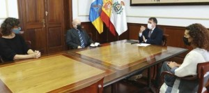 Santa Cruz se suma a la conmemoración del centenario fundacional del CD Tenerife