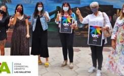 Arona En Colores dinamiza Las Galletas el sábado para impulsar y apoyar el comercio con exposiciones, juegos y batucadas
