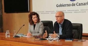 Sanidad informa de que los cuatro positivos por coronavirus del sur de Tenerife continúan en buen estado de salud