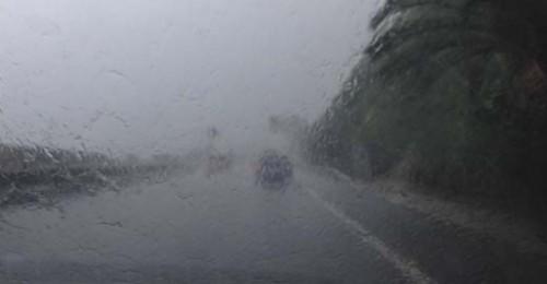 Se activa la alerta máxima por lluvias para La Palma, La Gomera y El Hierro