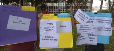 El Cabildo crea una red de 20 informadoras para reducir el impacto de la Covid-19 en el contexto de la prostitución en Gran Canaria